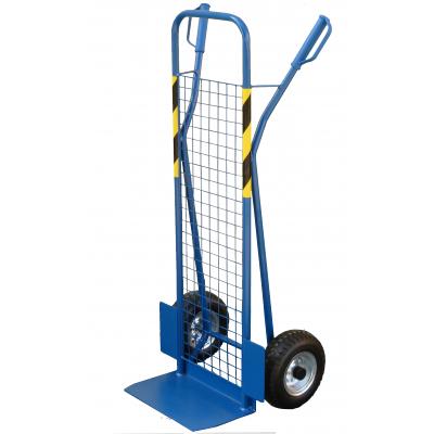 Wózek taczkowy, dwukołowy ALOŚ V siatka na łożyskach wałeczkowych