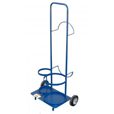 Wózek spawalniczy Benek tlen 5kg + propan 5 kg