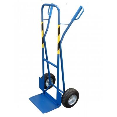 Wózek dwukołowy, taczkowy ALOŚ I na łożyskach kulkowych