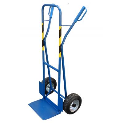 Wózek dwukołowy, taczkowy ALOŚ I na łożyskach wałeczkowych