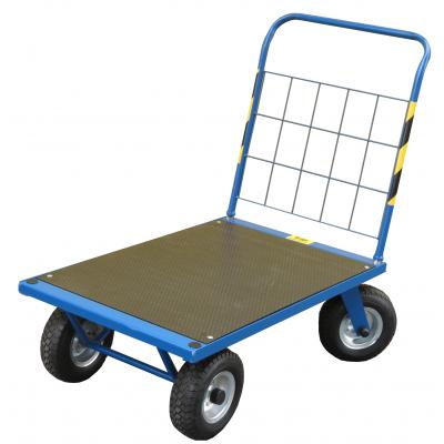 Wózek magazynowy, platformowy Stach V
