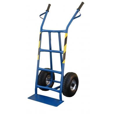 Wózek taczkowy, dwukołowy ALOŚ IV kola pneumatyczne (pompowane)