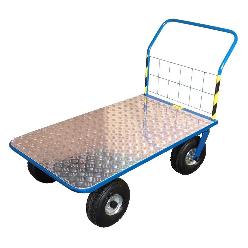 Wózek magazynowy, platformowy Stach III AL