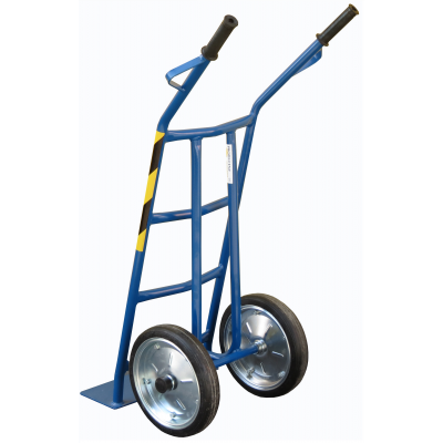 Wózek taczkowy, dwukołowy ALOŚ IV koła pełne