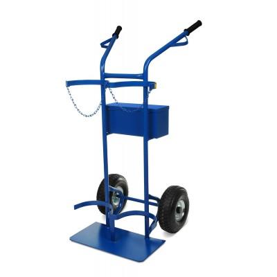 Wózek spawalniczy Benek ze skrzynką narzędziową
